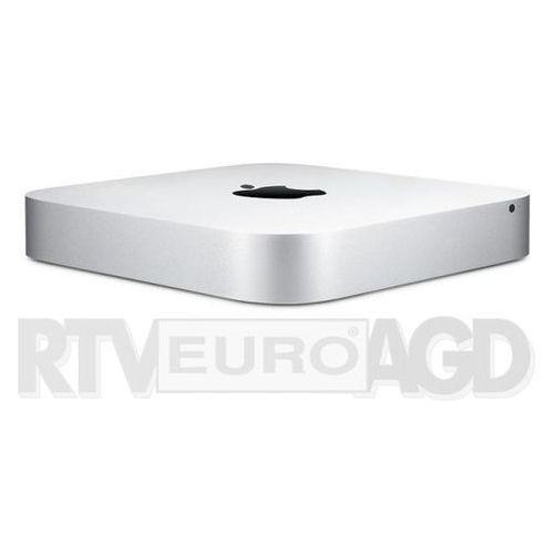 Apple Mac mini QC Intel Core i5-4260U 4GB 500GB OS X 10.10 - produkt w magazynie - szybka wysyłka!