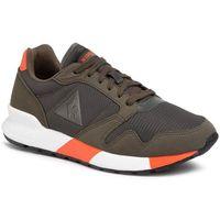 Sneakersy - omega x 1910626 olive night/orange marki Le coq sportif
