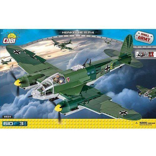 Klocki COBI Mała Armia Heinkel He 111 P-4