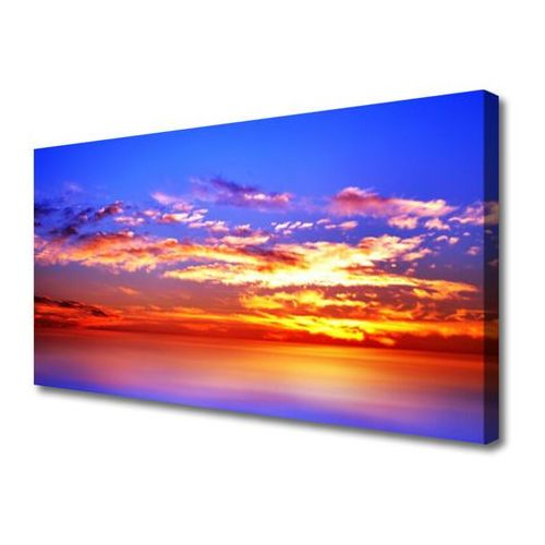 Obraz na płótnie niebo chmury morze krajobraz marki Tulup.pl