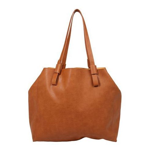 ESPRIT Torba shopper 'Ravenna' brązowy