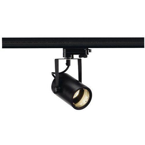 Reflektor euro spot z adapterem 3-fazowym gu10 1x25w czarny 153850 marki Spotline