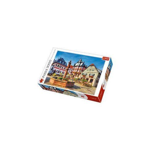 Trefl Puzzle 3000 elementów. rynek w heppenheim, niemcy (5900511330526)