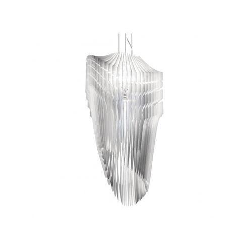 Lampa wisząca avia extra large white marki Slamp