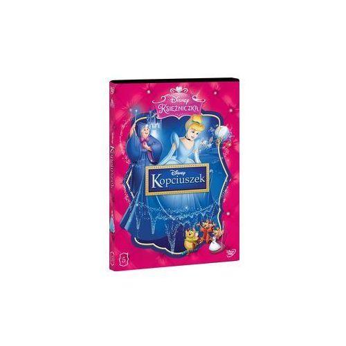 Galapagos Disney księżniczka. kopciuszek [dvd] (7321917501552)