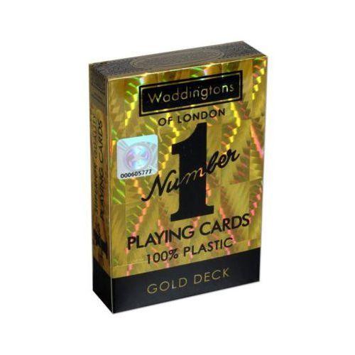 Karty Waddingtons No.1 Gold - DARMOWA DOSTAWA OD 199 ZŁ!!! (5036905029391)