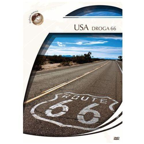 DVD Podróże Marzeń USA DROGA 66