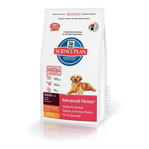 Hills Canine Adult Large Breed Chicken 12kg, PHIL002