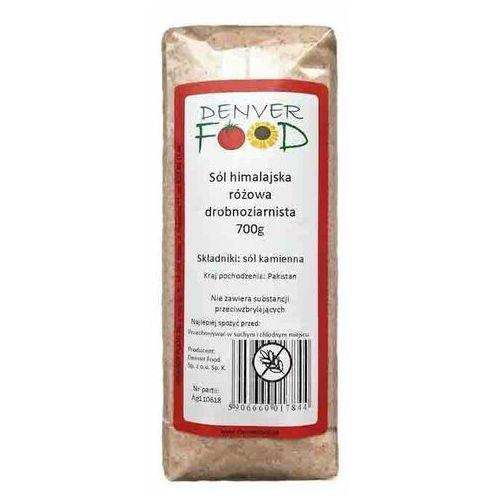 Sól himalajska drobnoziarnista 700 g marki Denver food