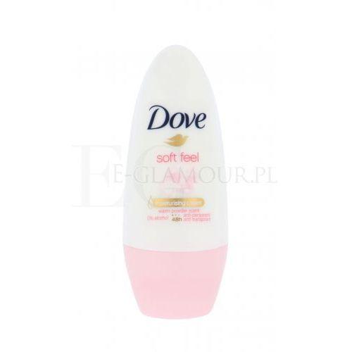 Dove soft feel 48h antyperspirant 50 ml dla kobiet