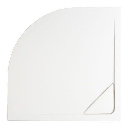 Cooke&lewis Brodzik konglomeratowy helgea półokrągły 90 x 4 5 cm (3663602944119)