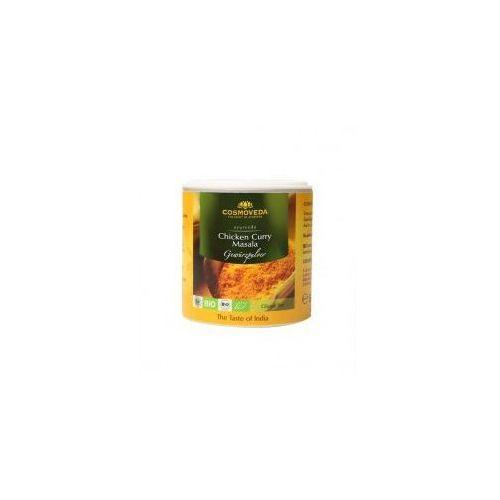 Przyprawa do dań z kurczaka Chicken Curry Masala ORGANICZNA80g Cosmoveda