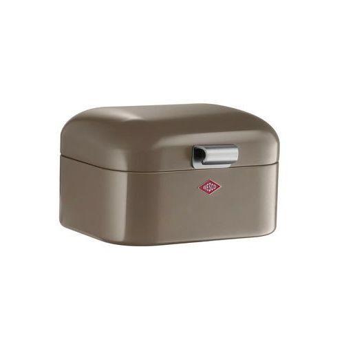 Wesco - Pojemnik na pieczywo Mini Grandy - ciemny szary - szary (4004519046166)
