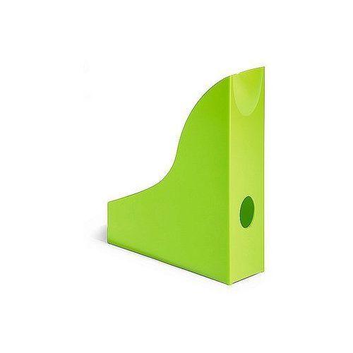 Pojemnik na czasopisma  basic a4 zielony 1701711020 marki Durable