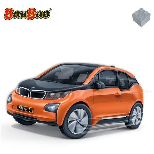 Klocki BanBao 6802 BMW i3 napęd pull-back - Szybka wysyłka - 100% Zadowolenia. Sprawdź już dziś! Darmowa wysyłka i zwroty