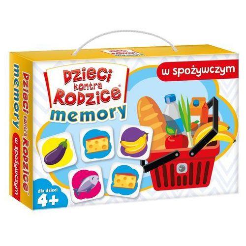 Kangur Memory dzieci kontra rodzice w spożywczym -