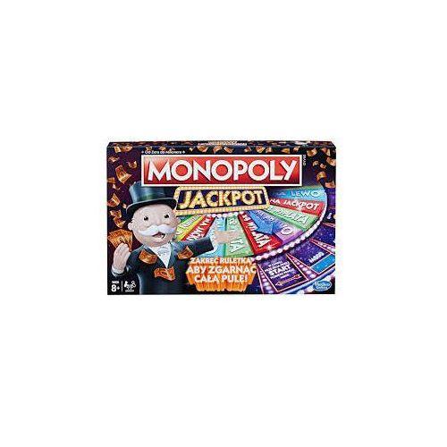 Hasbro gra monopoly jackpot - darmowa dostawa od 250 zł!! (5010993401741)