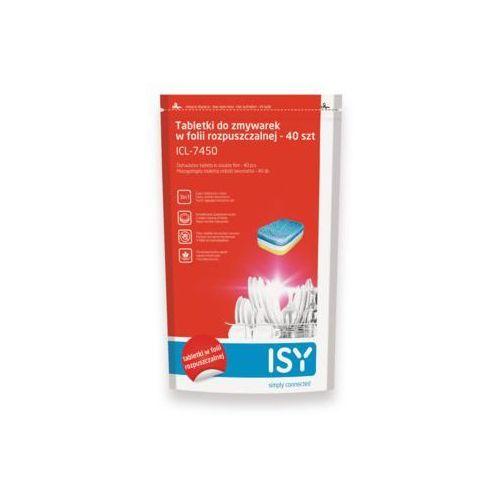 Tabletki ISY w folii rozpuszczalnej ICL-7450 40 szt.