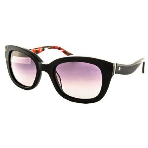 Kate spade Okulary słoneczne danella/p/s polarized 807p wp