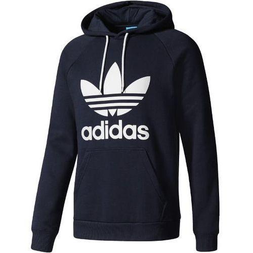 Bluza z kapturem adidas Trefoil Hoodie BR4849 (4058027221621)