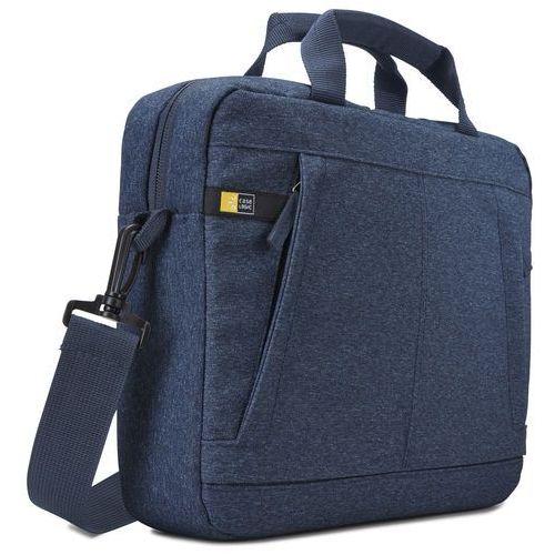 Torba CASE LOGIC Huxton Attache 11.6 cala Granatowy, kolor niebieski
