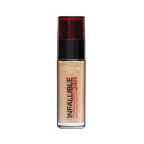 infallible make-up 24h 30ml w podkład 120 vanilla marki L´oreal paris