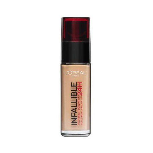 infallible make-up 24h 30ml w podkład 120 vanilla marki L´oreal paris