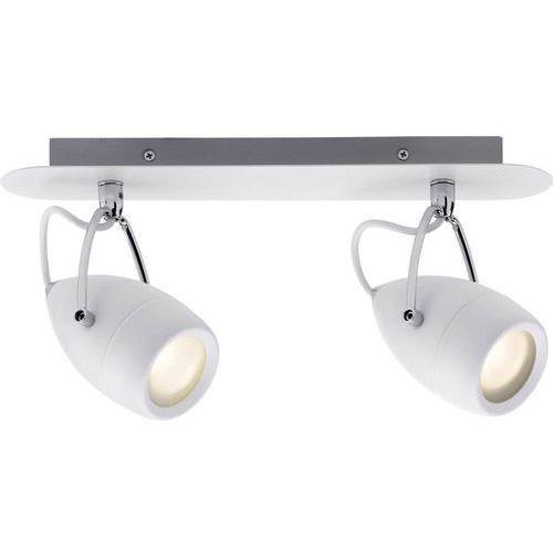Paulmann Lampa punktowa  60340;gu10, (sxwxg) 35 x 16.5 x 65 cm, chrom, biały