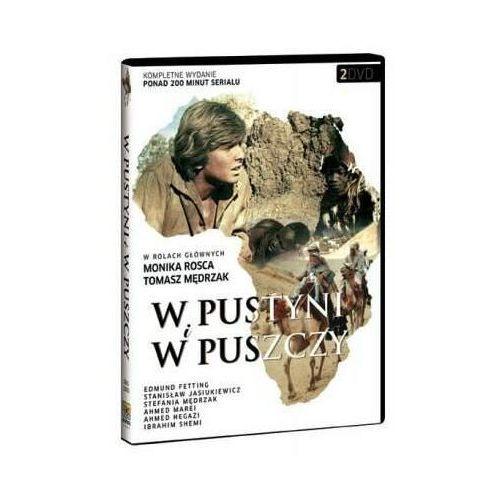 OKAZJA - Film GALAPAGOS W pustyni i w puszczy (2 DVD) (7321997120087)