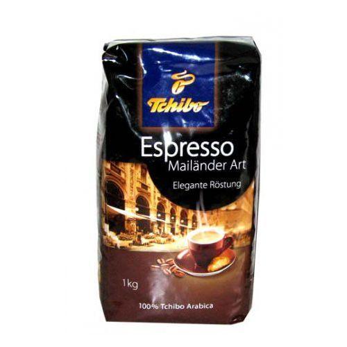 Kawa espresso mailander art 1 kg marki Tchibo. Najniższe ceny, najlepsze promocje w sklepach, opinie.