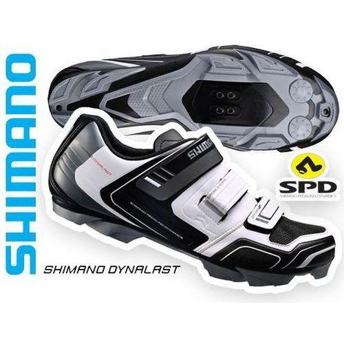 ESHXC31G450W Buty rowerowe SPD Shimano SH-XC31 białe, roz.45 (4524667837206)