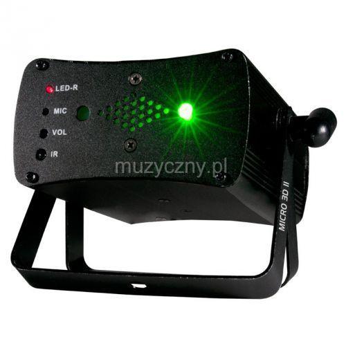 American DJ Micro 3D II laser zielony, czerwony