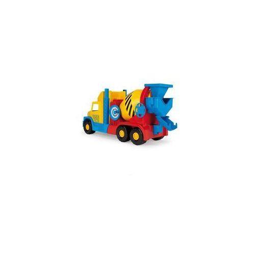 Super Truck Krótka Betoniarka. Darmowy odbiór w niemal 100 księgarniach!