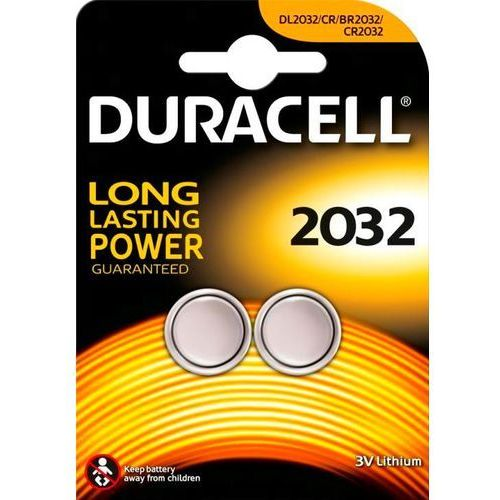 Duracell duracell litowa dl2032 b2 (2szt) (5000394203921)