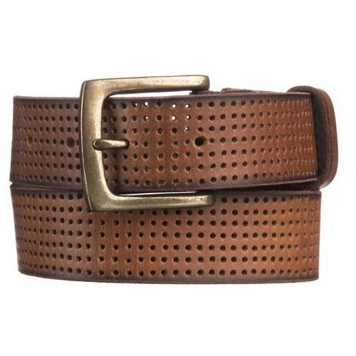Pepe Jeans New Levin Belt Brązowy 85 cm (8434341959970)