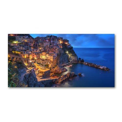 Fotoobraz na ścianę szklany Manarola Włochy