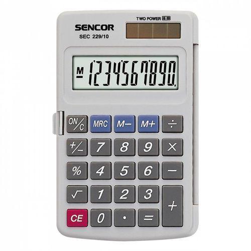Kalkulator Sencor kieszonkowy (SEC 229/10) Darmowy odbiór w 21 miastach!