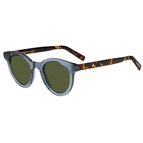 Okulary Słoneczne Dior BLACK TIE 218S JBW/O7, kolor żółty