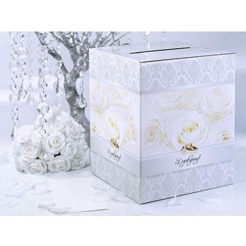 Pudełko na koperty z życzeniami, prezentami - 1 szt. marki Ap