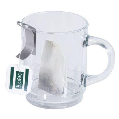 Klips do torebek herbaty ekspresowej 13x40 mm | CONTACTO, 3303/040