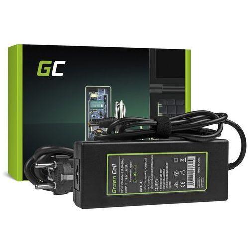 Zasilacz sieciowy do notebooka sony vaio vgn-ar190 vgn-aw19 vgn-aw90 19,5v 6,15a marki Green cell