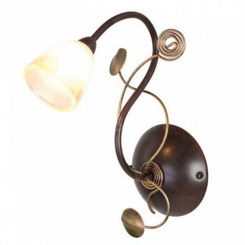 daydream lampa ścienna brązowy, 1-punktowy - nowoczesny - obszar wewnętrzny - daydream - czas dostawy: od 4-8 dni roboczych wyprodukowany przez Steinhauer