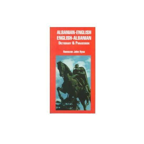 Albanian-English, English-Albanian Dictionary and Phrasebook (9780781807937)