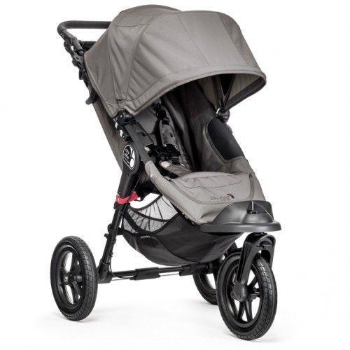 Wózek city elite single szary 13411 + darmowy transport! marki Baby jogger