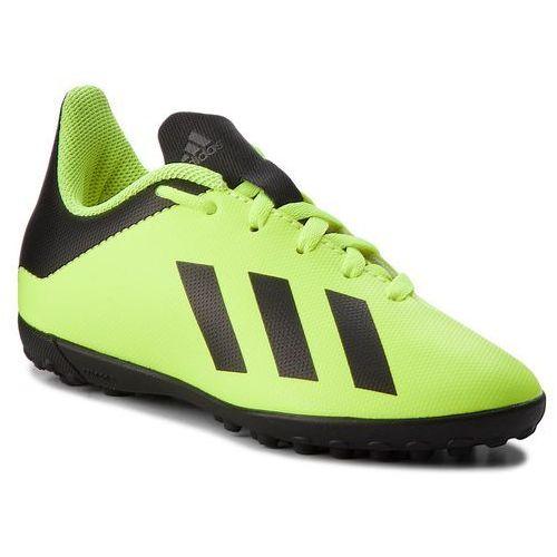 ef53784c273f Adidas Buty - x tango 18.4 tf j db2435 syello cblack syello