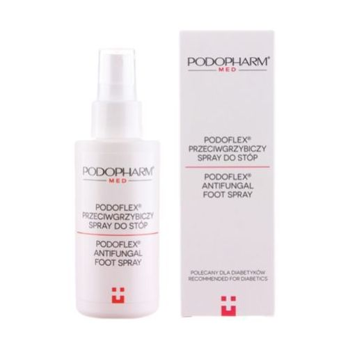 podoflex antifungal foot spray przeciwgrzybiczy spray do stóp od producenta Podopharm