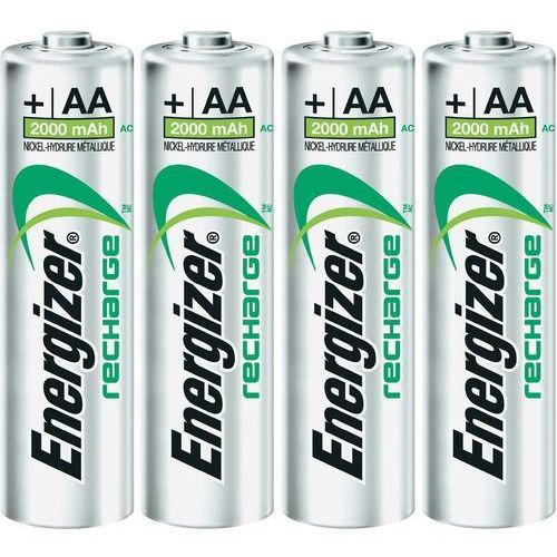 Energizer Akumulator power plus aa hr6 /2000mah /4 szt. (7638900249101)