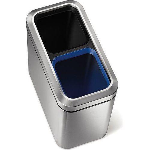 Simplehuman Kosz na śmieci recycler 20 l