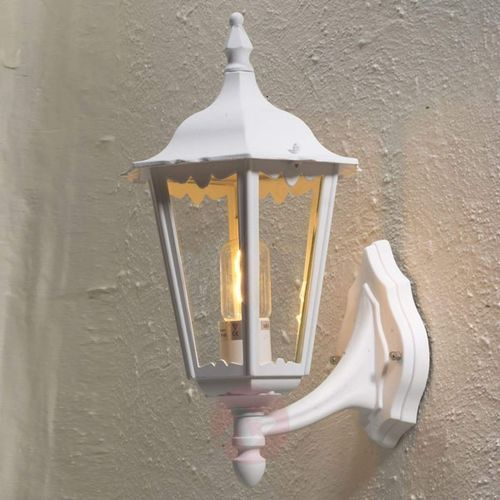 Lampa ścienna zewnętrzna Konstsmide 7213-250, 1x100 W, E27, IP44, (SxW) 32.5 cm x 48 cm (7318307213256)