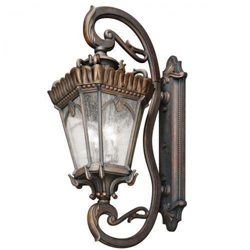 Zewnętrzna LAMPA wisząca COTSWOLD LANE FE/COTSLN8/L BK Elstead FEISS metalowa OPRAWA ogrodowy ZWIS IP23 outdoor czarny (1000000195927)